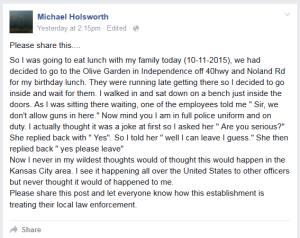 Michael Holsworth